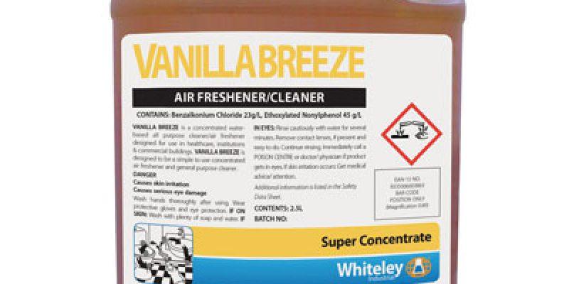 Vanilla Breeze - Super Concentrate SDS