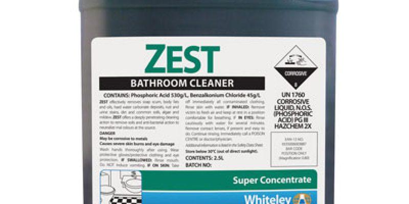 Zest - Super Concentrate SDS